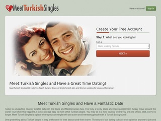Meet turkish singles